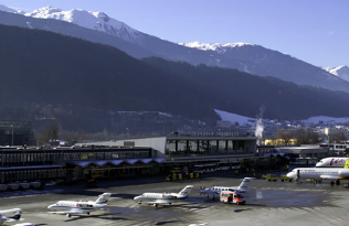 Innsbruck Airport- Highlights