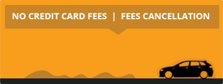 No Credit Card Fees