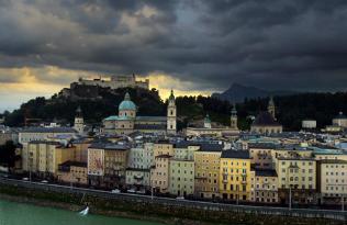 Salzburg Airport - Highlights